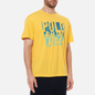 Мужская футболка Polo Ralph Lauren Classic Fit Graphic Logo Signal Yellow фото - 3