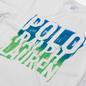 Мужская футболка Polo Ralph Lauren Classic Fit Graphic Logo White фото - 1