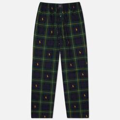 Мужские брюки Polo Ralph Lauren Pyjamas Sleep Bottom Gordon Plaid All Over Polo Pony