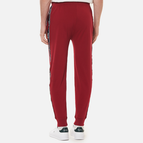 Мужские брюки Polo Ralph Lauren Jogger Polo Taping Eaton Red