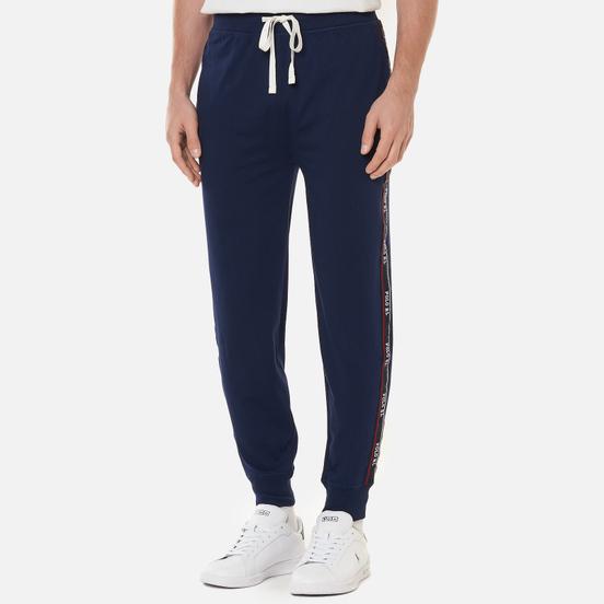 Мужские брюки Polo Ralph Lauren Jogger Polo Taping Cruise Navy