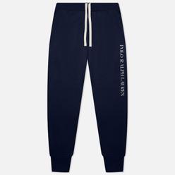 Мужские брюки Polo Ralph Lauren Printed Branding Jogger Sleep Bottom Cruise Navy