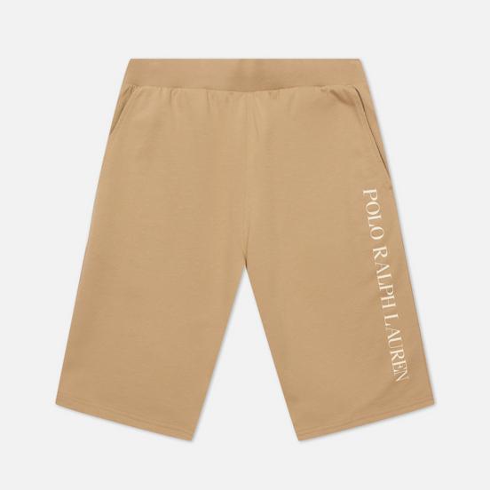 Мужские шорты Polo Ralph Lauren Printed Branding Vintage Khaki