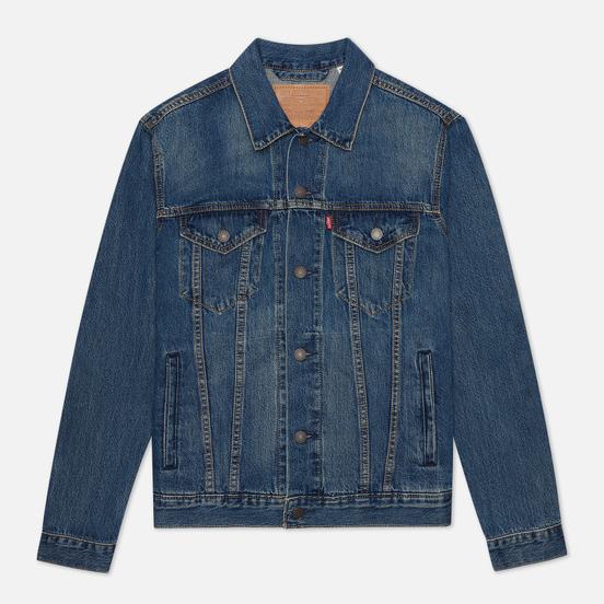 Мужская джинсовая куртка Levi's Trucker Mayze