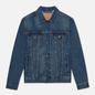 Мужская джинсовая куртка Levi's Trucker Mayze фото - 0