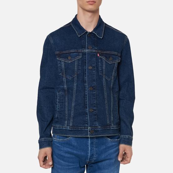 Мужская джинсовая куртка Levi's Trucker Moon Light