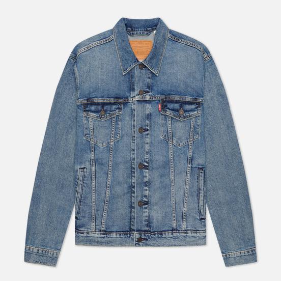 Мужская джинсовая куртка Levi's Trucker Triad