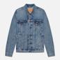 Мужская джинсовая куртка Levi's Trucker Triad фото - 0