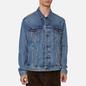 Мужская джинсовая куртка Levi's Trucker Triad фото - 2