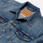 Мужская джинсовая куртка Levi's Trucker Triad фото - 1