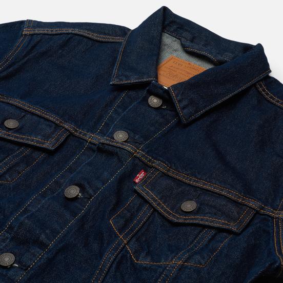 Мужская джинсовая куртка Levi's The Trucker Rockridge