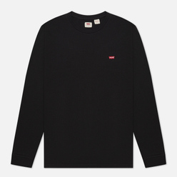 Мужской лонгслив Levi's Original Housemark Mineral Black