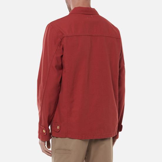 Мужская куртка Armor-Lux Heritage Fisherman Dark Rosewood