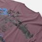 Мужская футболка Stone Island Paint Stroke 2 Magenta фото - 2