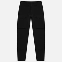 Мужские брюки Stone Island Cargo Stretch Cotton Gabardine Black