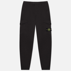Мужские брюки Stone Island Cargo Jogging Slim Fit Black
