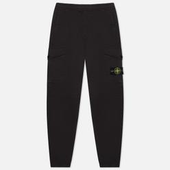 Мужские брюки Stone Island Cargo Jogging Slim Fit Black