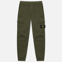 Мужские брюки Stone Island Cargo Jogging Slim Fit Moss