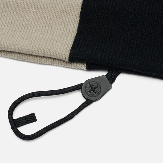Шарф Stone Island Neck Warmer Knit Black