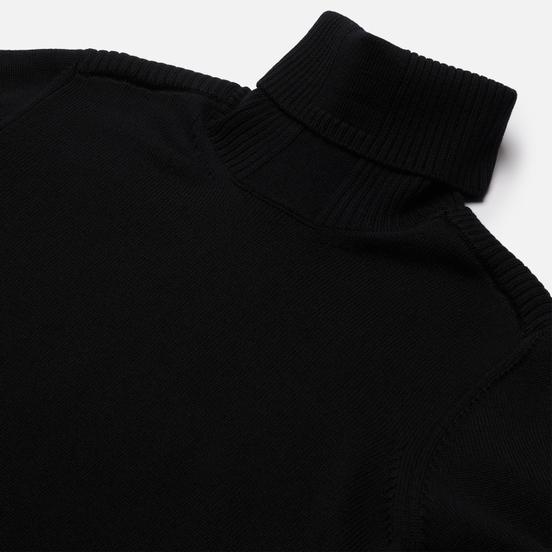 Мужской свитер Stone Island Shadow Project Lana Wool Roll Neck Black