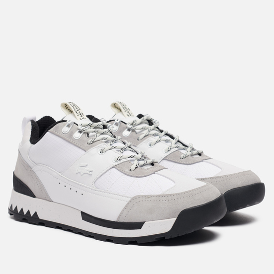Мужские кроссовки Lacoste Urban Breaker Low White
