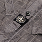 Мужская куртка парка Stone Island Reflective Grid Lamy-TC Pewter Grey фото - 2