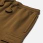 Мужские брюки Stone Island Cargo Cotton Fleece Regular Fit Olive Green фото - 1