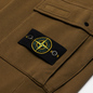 Мужские брюки Stone Island Cargo Cotton Fleece Regular Fit Olive Green фото - 2