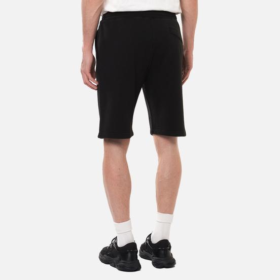 Мужские шорты Stone Island Block Bermuda Cotton Fleece Black
