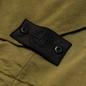 Мужские шорты Stone Island Shadow Project Cargo Black Weaved Cotton Satin Olive Green фото - 2