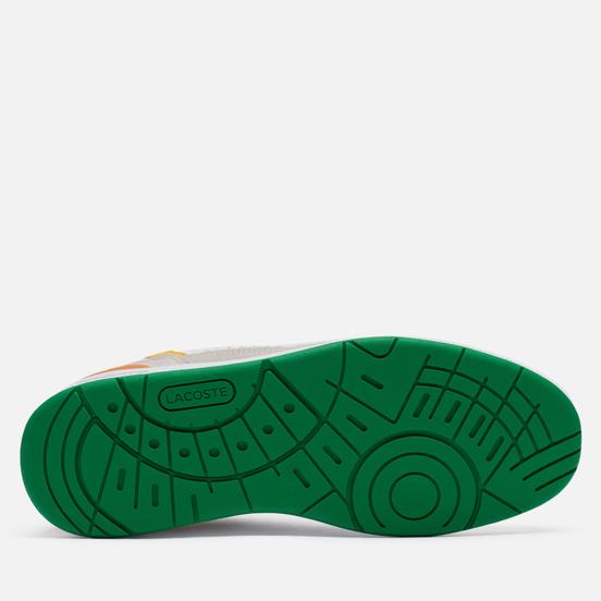 Мужские кроссовки Lacoste x Polaroid T-Clip White/Green