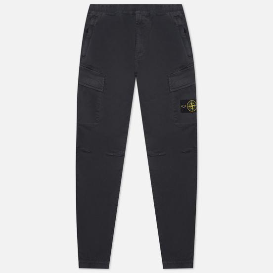 Мужские брюки Stone Island Cargo Straight Leg Regular Fit Antracite