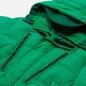 Мужской пуховик Stone Island Garment Dyed Crinkle Reps NY Down-TC Green фото - 1
