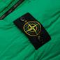 Мужской пуховик Stone Island Garment Dyed Crinkle Reps NY Down-TC Green фото - 3