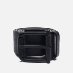 Ремень Stone Island Tumbled Leather 7515 Black