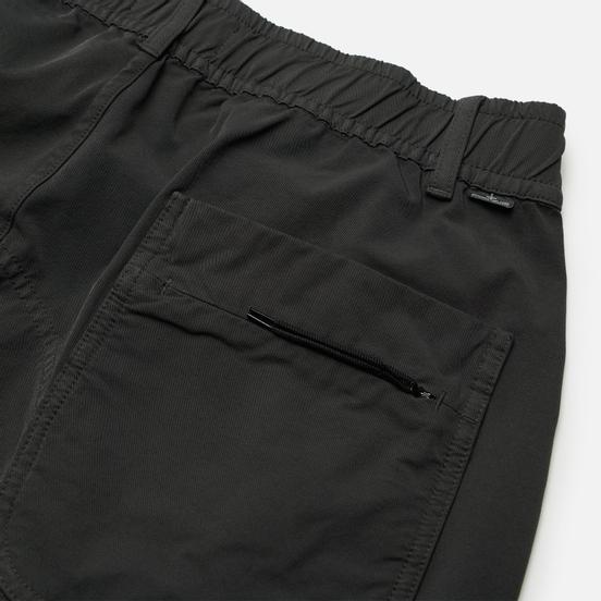 Мужские брюки Stone Island Shadow Project Bi-Stretch R-Nylon Twill Garment Dyed Antracite