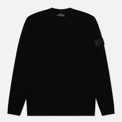 Мужской свитер Stone Island Shadow Project Classic Crew Neck Regular Fit Black