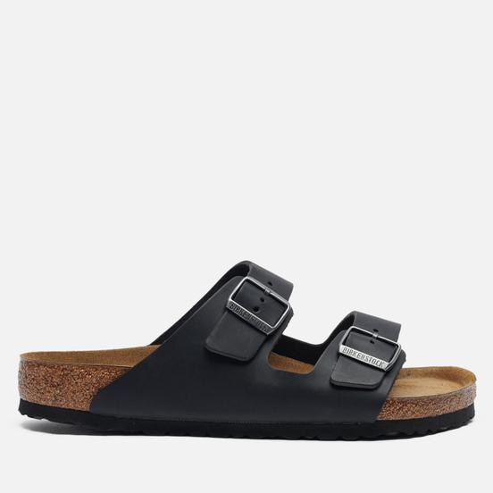 Мужские сандалии Birkenstock Arizona Nubuck Black