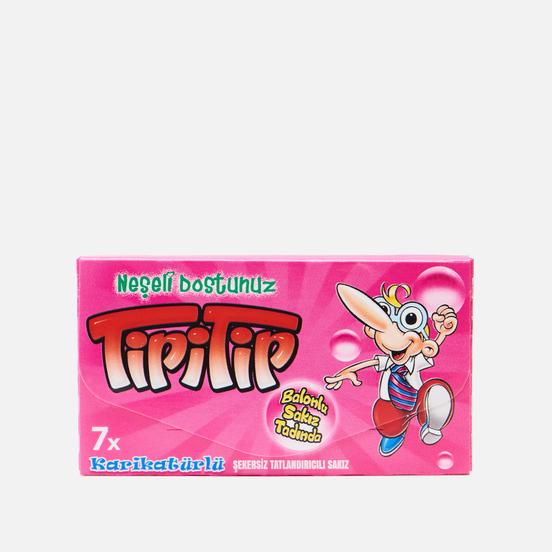 Жевательная резинка TipiTip Retro Pink Vanilla And Light Mint 7-pcs