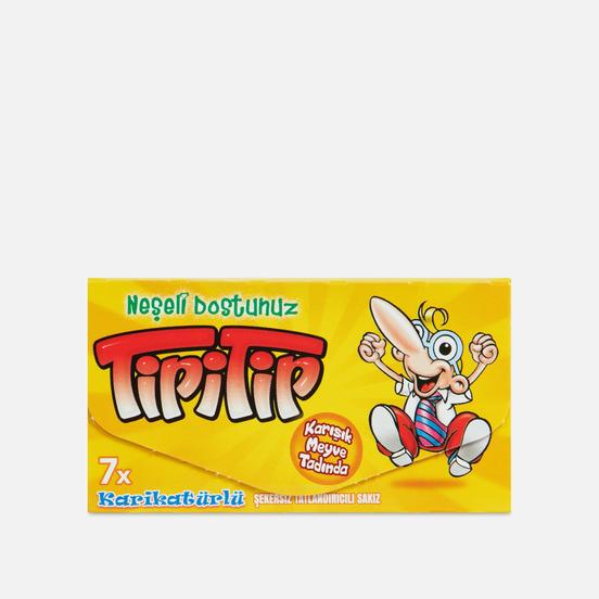 Жевательная резинка TipiTip Retro Yellow Tropical