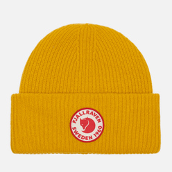 Шапка Fjallraven 1960 Logo Mustard Yellow