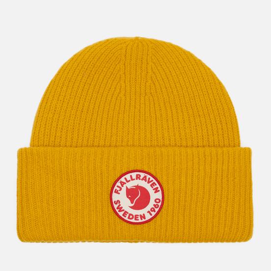 Шапка Fjallraven 1960 Logo Mustard Yellow