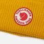 Шапка Fjallraven 1960 Logo Mustard Yellow фото - 1
