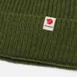 Шапка Fjallraven Logo Tab Pine Green фото - 1