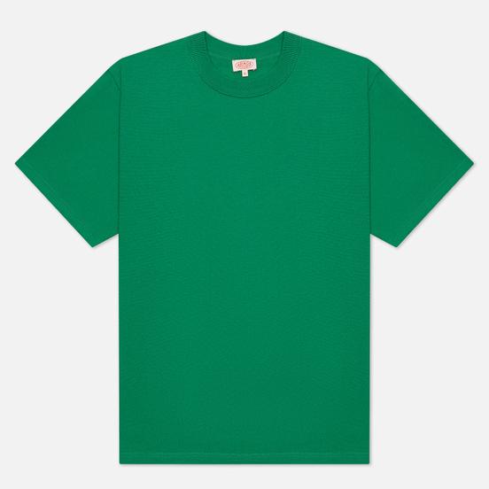 Мужская футболка Armor-Lux Heritage Plain Color Billard Green