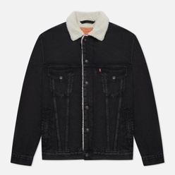 Мужская джинсовая куртка Levi's Vtg Fit Sherpa Midnight