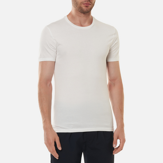Комплект мужских футболок Levi's 2 Pack Slim Crewneck White/White