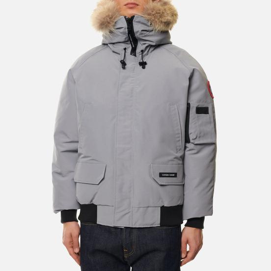 Мужская куртка бомбер Canada Goose Chilliwack Boulder Grey