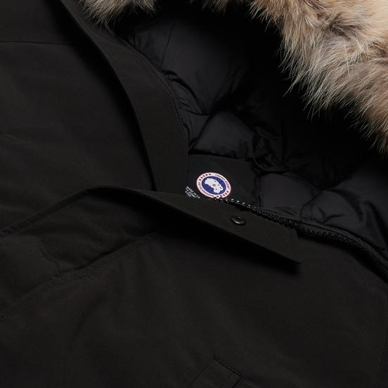 Мужская куртка бомбер Canada Goose Chilliwack Black