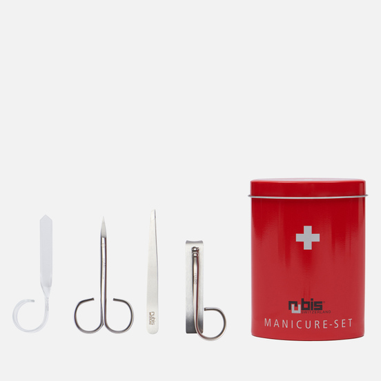 Маникюрный набор Victorinox Swiss Box Red